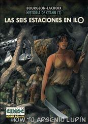 P00002 - Historia de Cyann T2 Las
