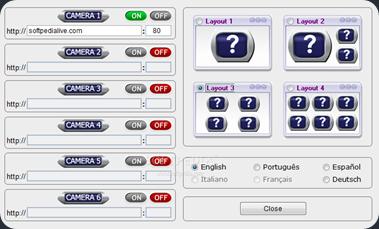 IPCam Remote Surveillance Software