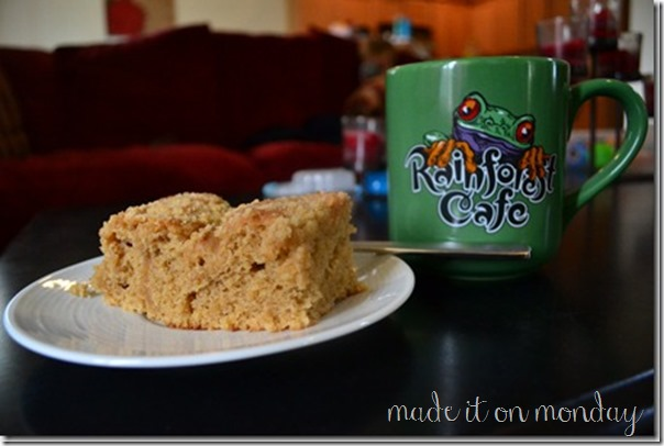 The Best Coffee Cake