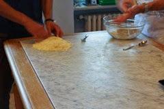 Making pasta with Einkorn