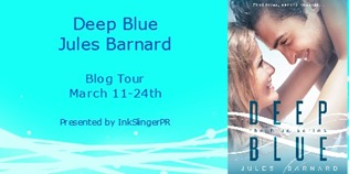 {Playlist+Giveaway} Deep Blue by Jules Barnard