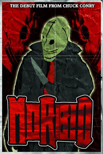 Morbid 2013 Movie Poster Chuck Conry