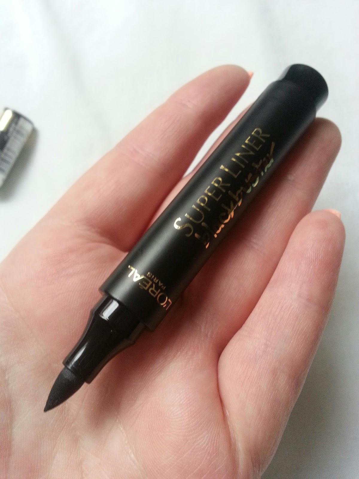 Forget Moi Knots: L'Oréal Paris - Super Liner Black Buster ...