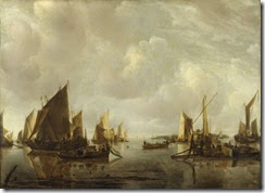 cappelle-river-scene-dutch-vessels-becalmed-NG4456-fm