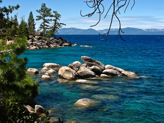 Memorial Point Lake Tahoe