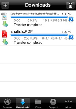Free iPhone Easy File Downloader