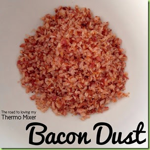bacon dust