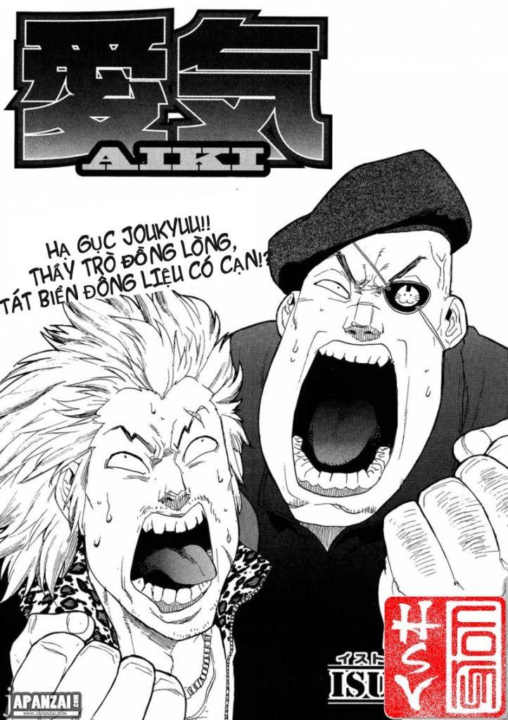 Aiki chap 89 - Trang 1