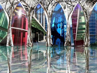 Tree Museum Leslie Kell