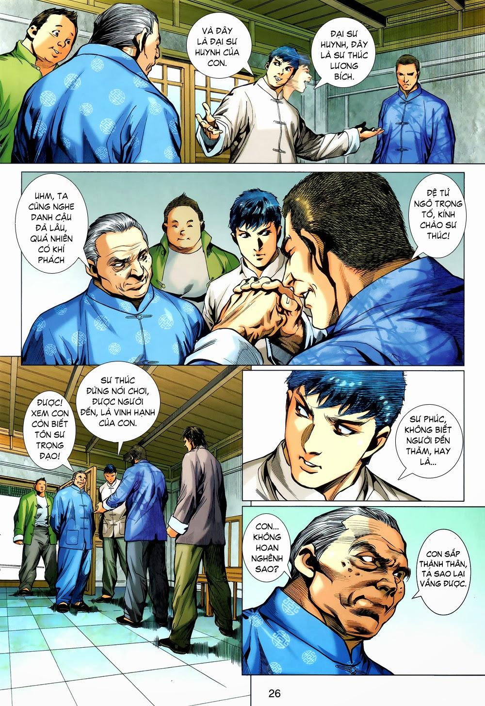 Diệp Vấn Tiền Truyện chap 20 - Trang 24