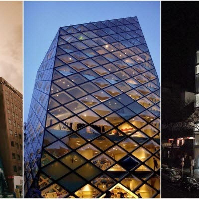 The Architectural Grandeur of Omotesando, Tokyo