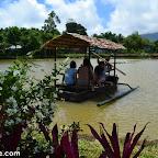 Enjoy a boat ride in Lake Mirror at Camp@Tagan