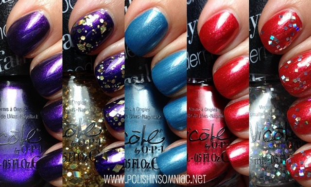 Nicole by OPI Modern Family Holday