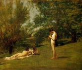 Thomas Eakins - Arcadia