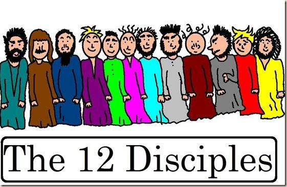 12 disciples clip atheism