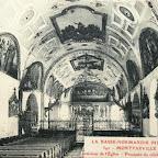 Montfarville: vintage postcards
