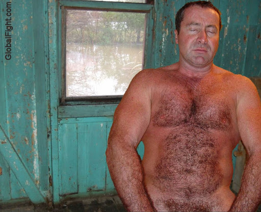 Sexy Big Belly Daddy Bears