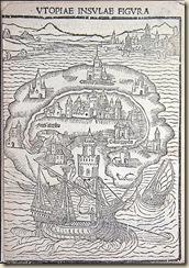 Geldenhauer de Nimègue, Figure de l'île d'Utopie