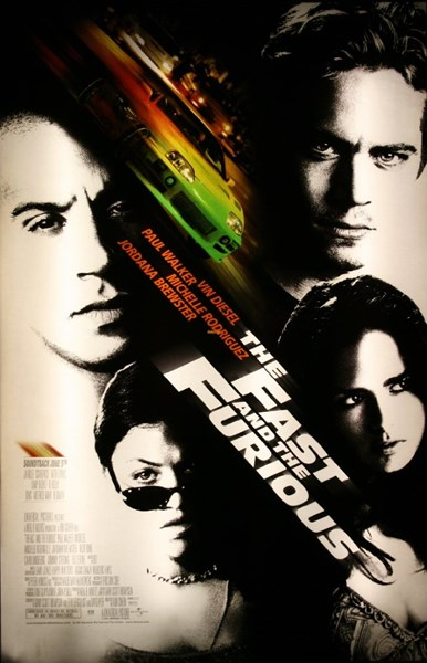 H�zl� ve �fkeli 1 | The Fast and the Furious | 2001 | 1080p | BluRay | x264 | DUAL
