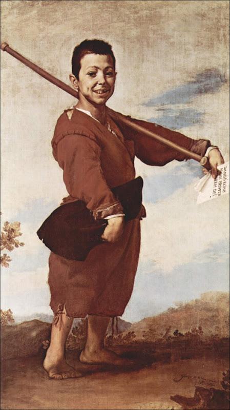 Ribera, Le pied bot
