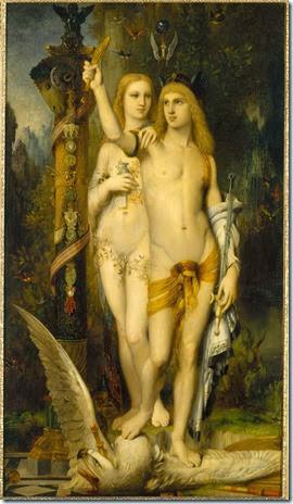 Gustave Moreau -  Jason