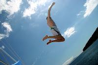 Jumping Gerrod