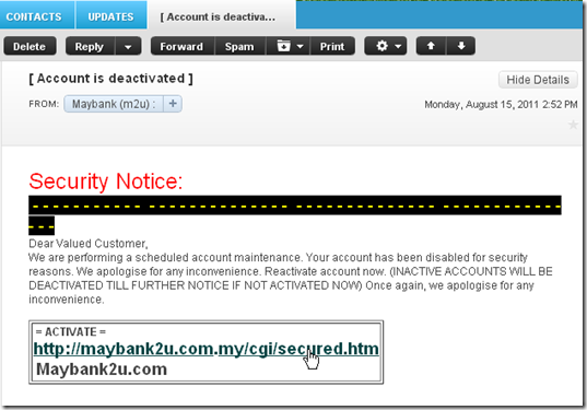 maybank2u scam