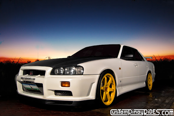 Atoy Llave R34 Skyline Daily Driver Atoy Customs Custom Pinoy Rides pic1