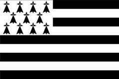 Bandièra de Bretanha