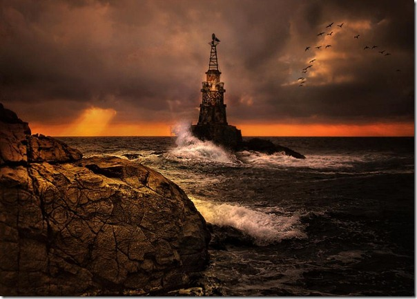Ahtopol lighthouse, by Albena Markova77