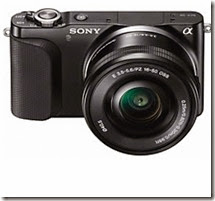 Snapdeal :Buy Sony Mirrorless Digital Camera NEX-3NL at Rs.20600, With 16-50mm Lens Kit