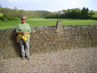 Cotswold Stone Wall