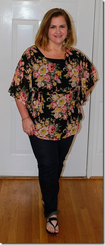 Gwynnie Bee Chantal Chiffon Blouse
