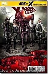 X-Men Legacy nro 248-Por Gabitrula y Cruz del Sur para L.9.D-001