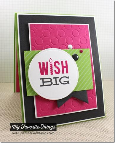 SSSC235 Wish Big