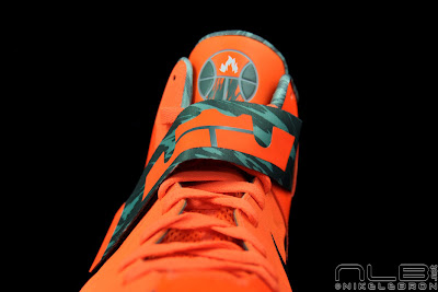 lebrons soldier6 orange camo 58 web black The Showcase: Nike Zoom Soldier VI Orange & Hasta Camo