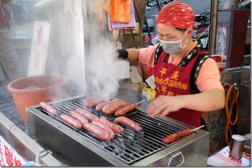 平溪香腸攤-古早味高粱香腸