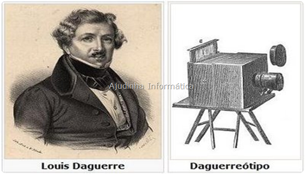 fotos - louis daguerre