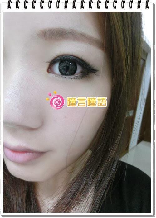 韓國NEO隱形眼鏡-新巨目灰14