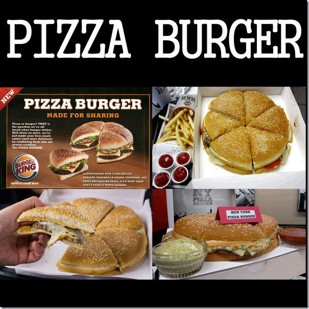 pizaburger