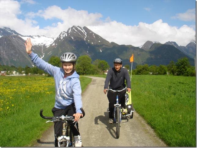 Sykkeltur til Sæbø, Sæbødagane 025