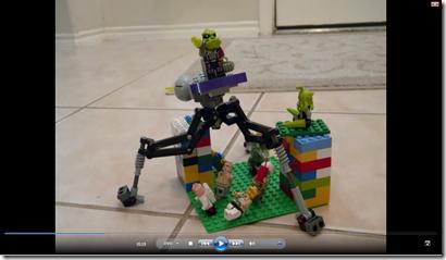 Lego DVD 5