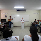 Encerramento do curso Aprenda a Cantar Salmos