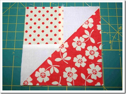 Morning Star Variation step 5
