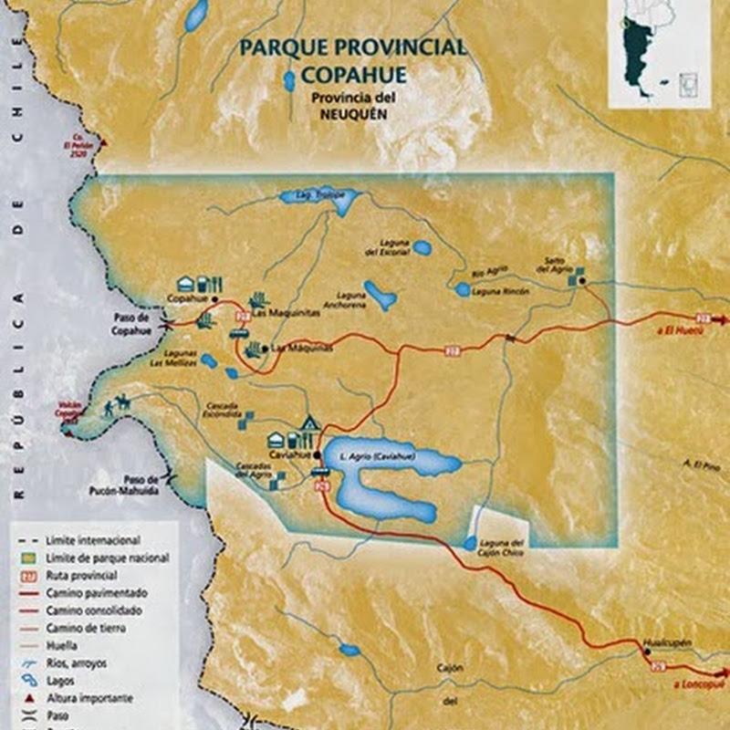 Copahue podría ser nombrado Patrimonio Natural Mundial por la UNESCO.