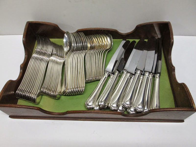 Christofle Flatware Set