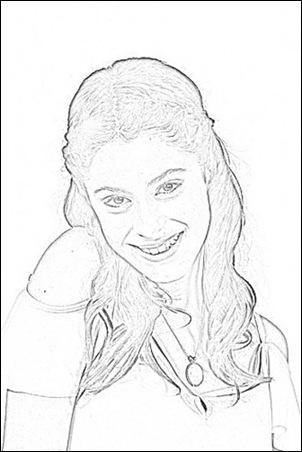 Violetta Disney Channel- Desene de colorat ~ Inedit