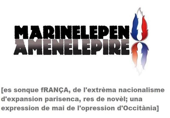 opression d'Occitània FN