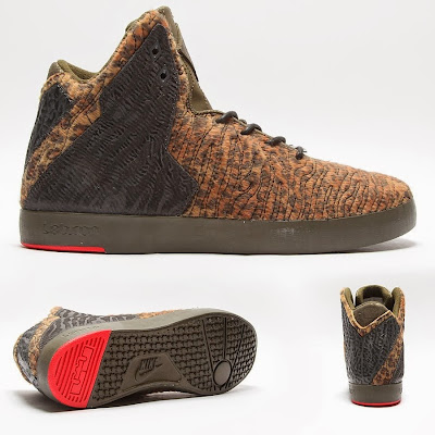 nike lebron 11 nsw sportswear lifestyle dark loden 1 01 Nike LeBron XI NSW Lifestyle Beast Available Now in Europe