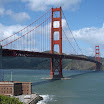 Golden Gate Bridge -SF
